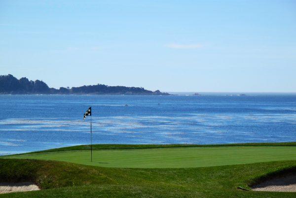 golf by sea